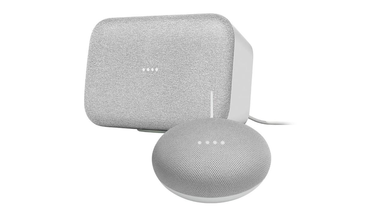 米Best Buyで「Google Home Max」+「Google Home Mini」が$399に