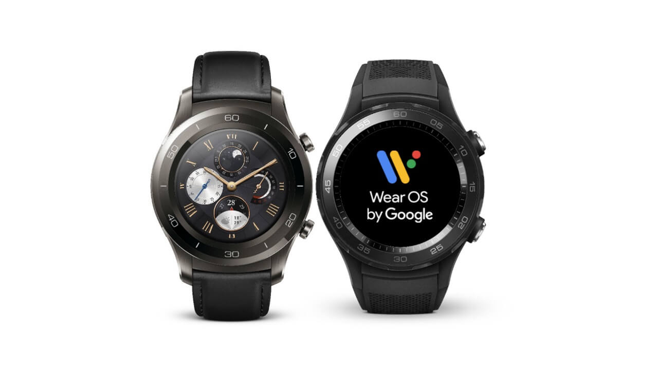 Wear OS向け「Android P Developer Preview」が公開、「Huawei Watch 2」で利用可能に