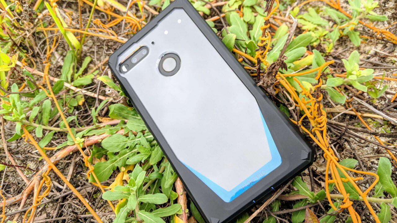 「Essential Phone」用全方向保護ケース「GUARDIAN」【レビュー】