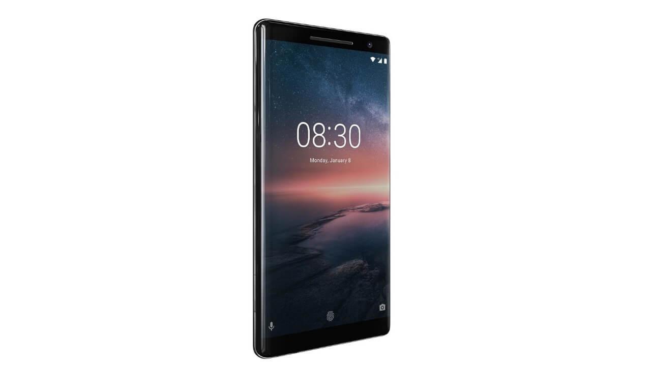 Cloveが「Nokia 8 Sirocco」の予約を開始、4月23日入荷予定