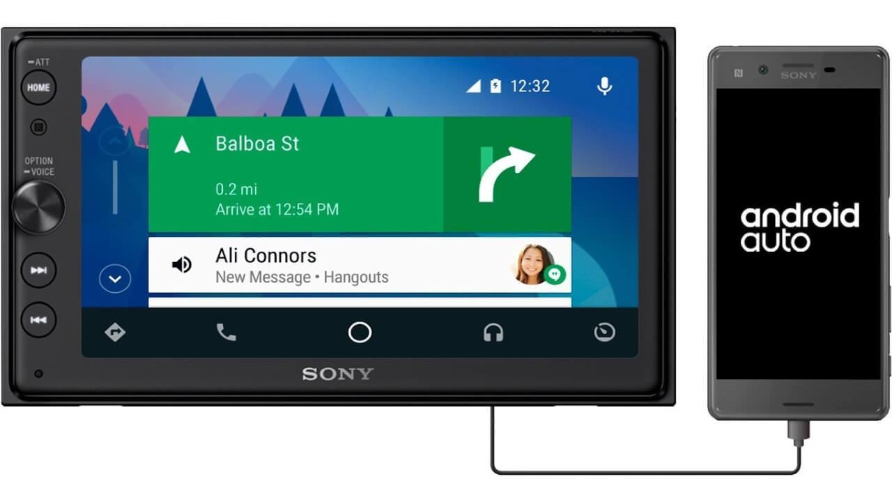 Andoid AutoサポートSonyカーオーディオ「XAV-AX100」が米Amazonで19%引き