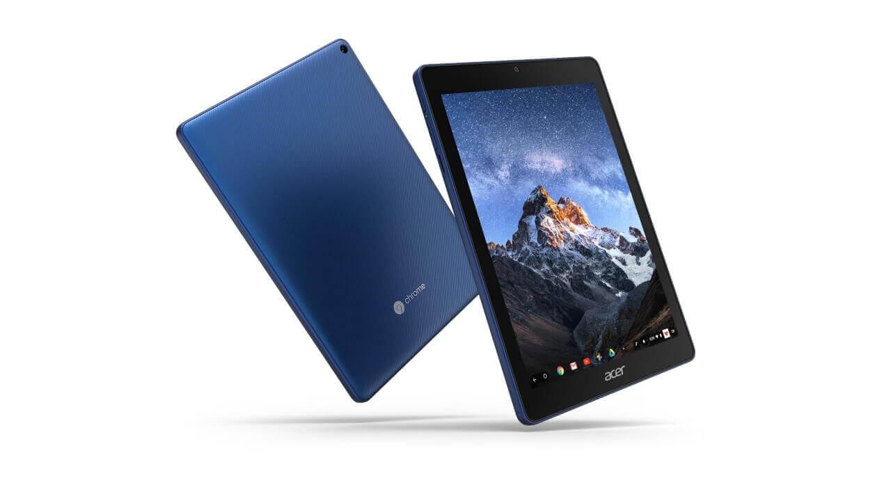 コジマ、「Chromebook Tab 10」10%ポイント還元で販売中