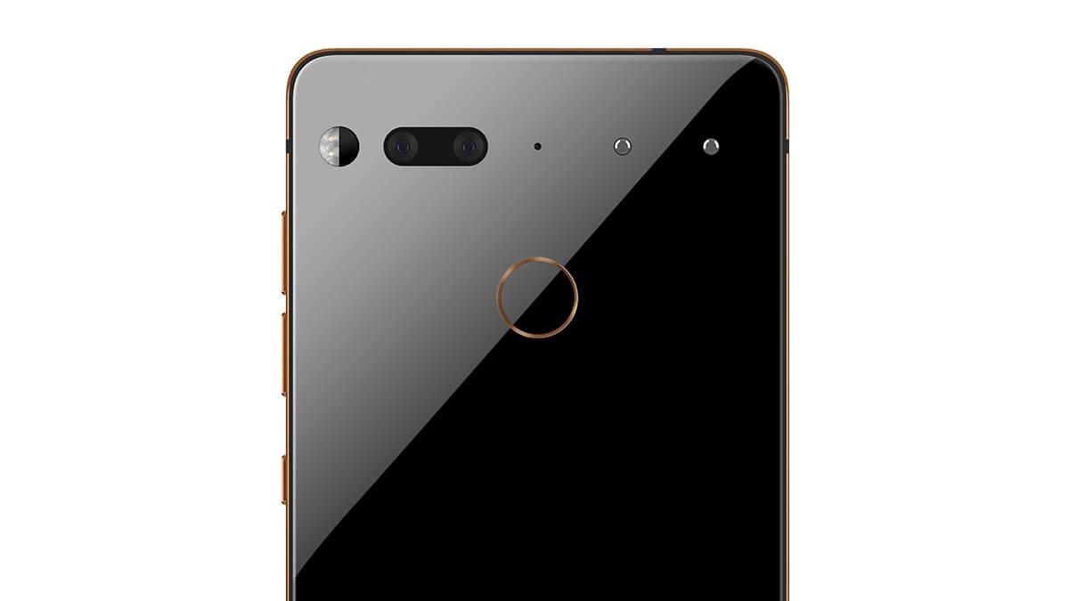 「Essential Phone」カッパーブラックがようやく完売