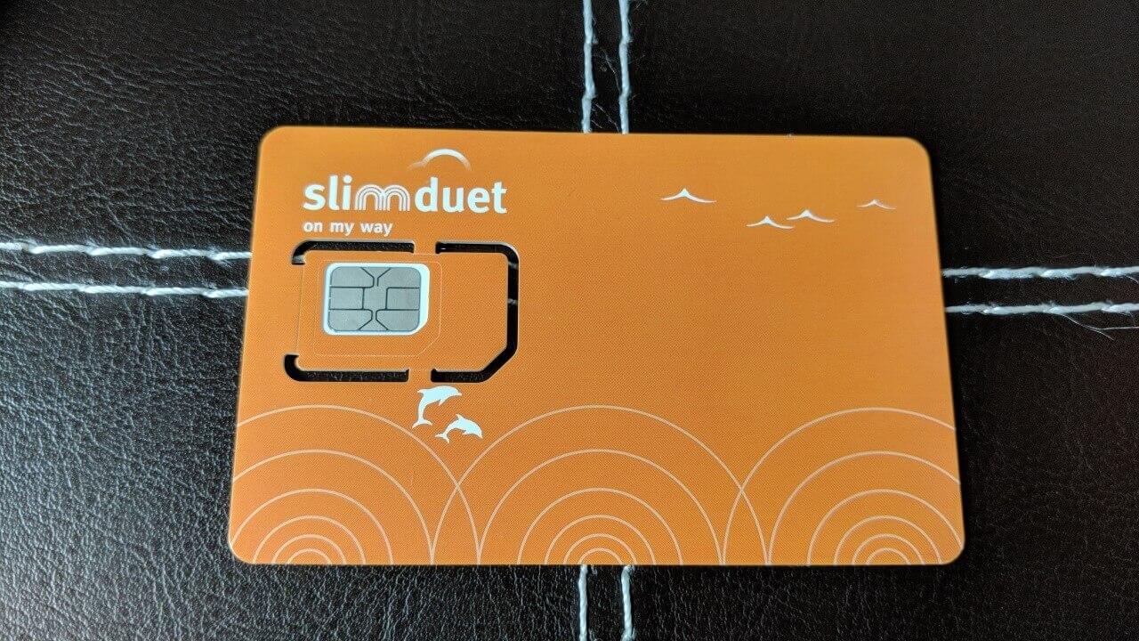 アイツーのeSIM「SlimDuet」を買ってみた、国内はソフトバンク回線を利用【レポート】