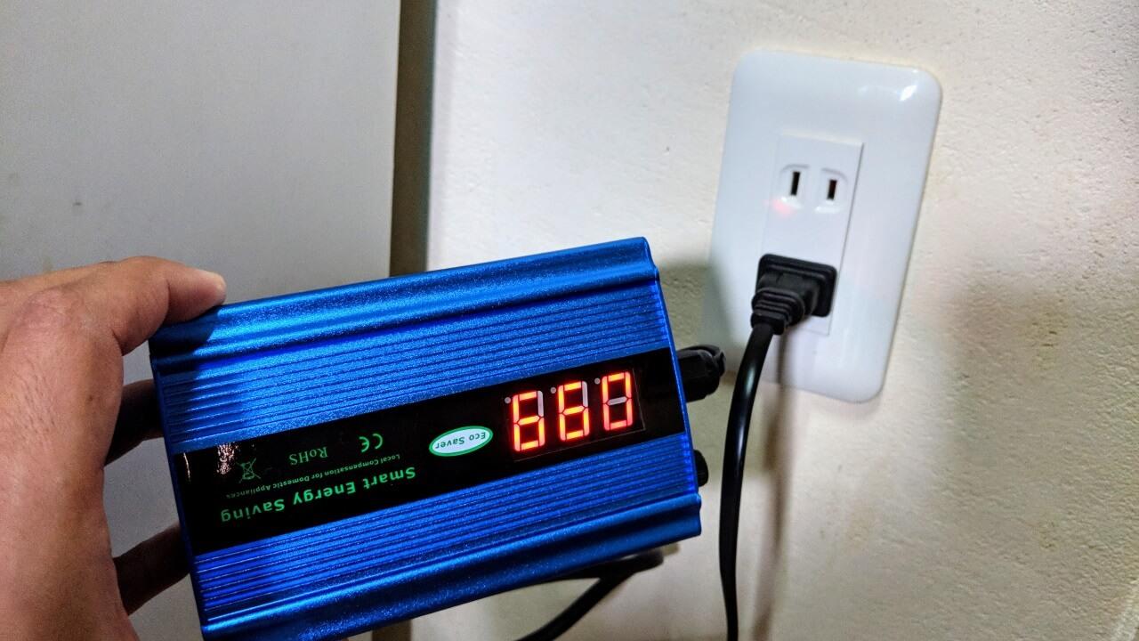 本日より一週間は「Smart Energy Saving Box」【EcoVoltレポート Vol.5】