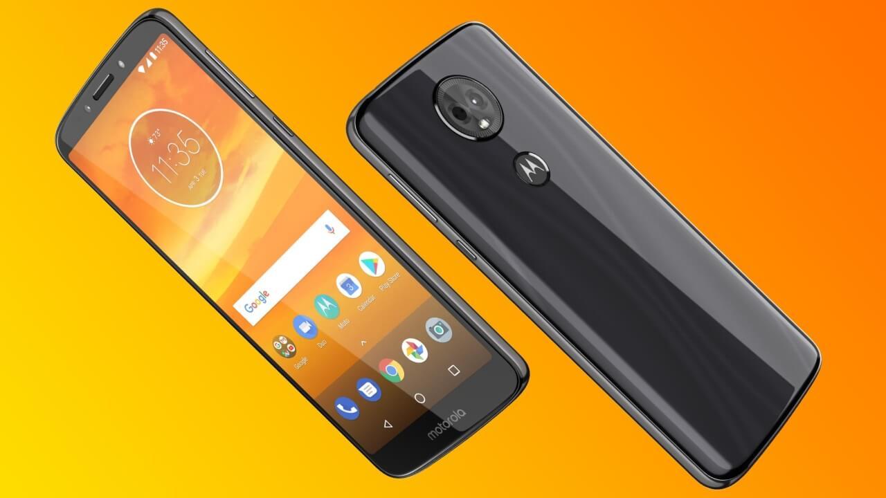 Motorola、「Moto E5」を値下げ