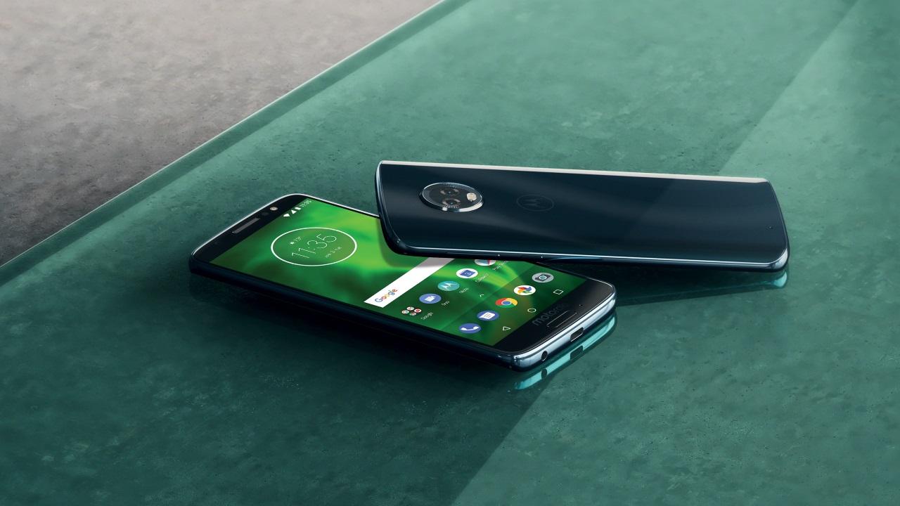 Motorola、「Moto G6/G6 Plus/G6 Play」を発表