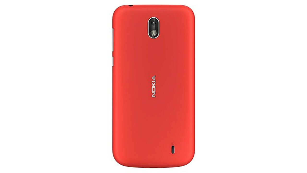 「Nokia 1」オレンジがフランスAmazonに入荷、直輸入可能