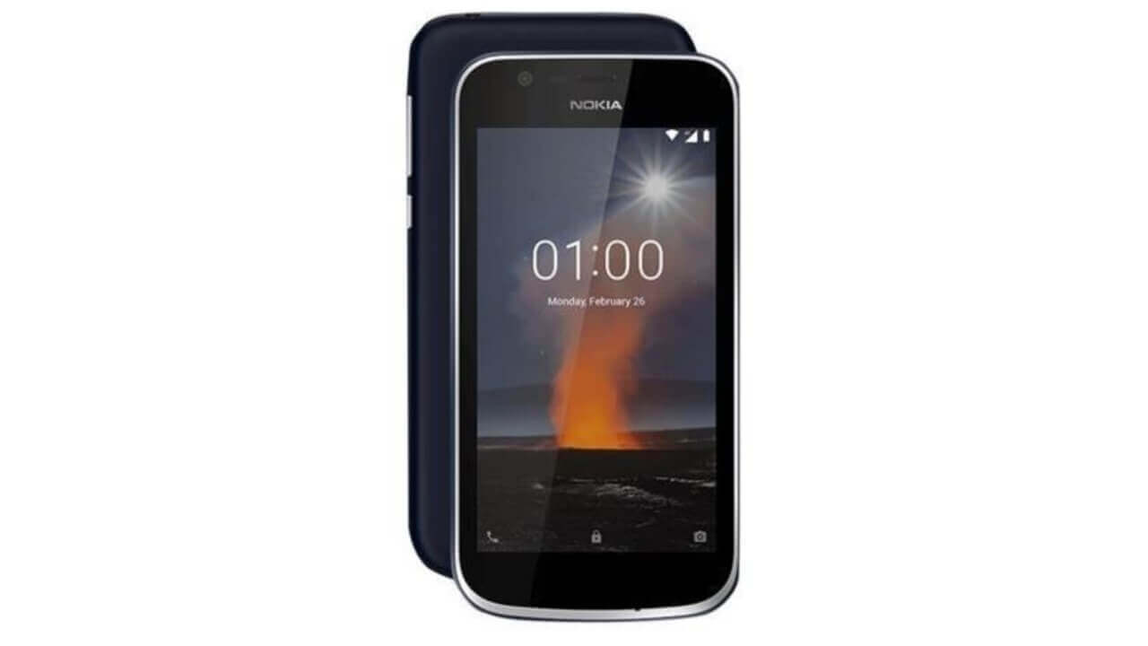 Android Go「Nokia 1」がドイツから直輸入可能に