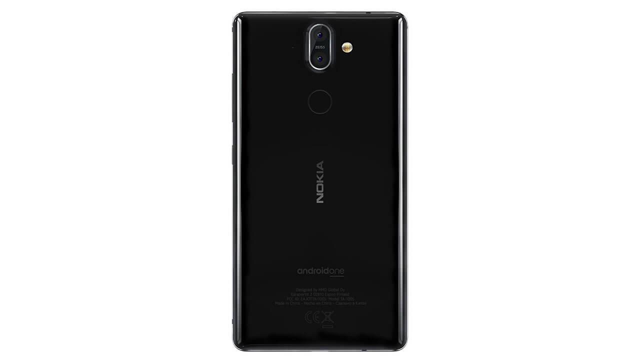 フランスAmazonに「Nokia 8 Sirocco」が早くも入荷、直輸入可能