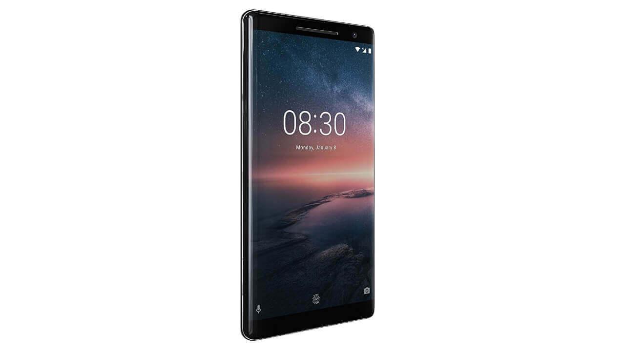 フランスAmazonから「Nokia 8 Sirocco」直輸入可能に、再入荷は5月中旬