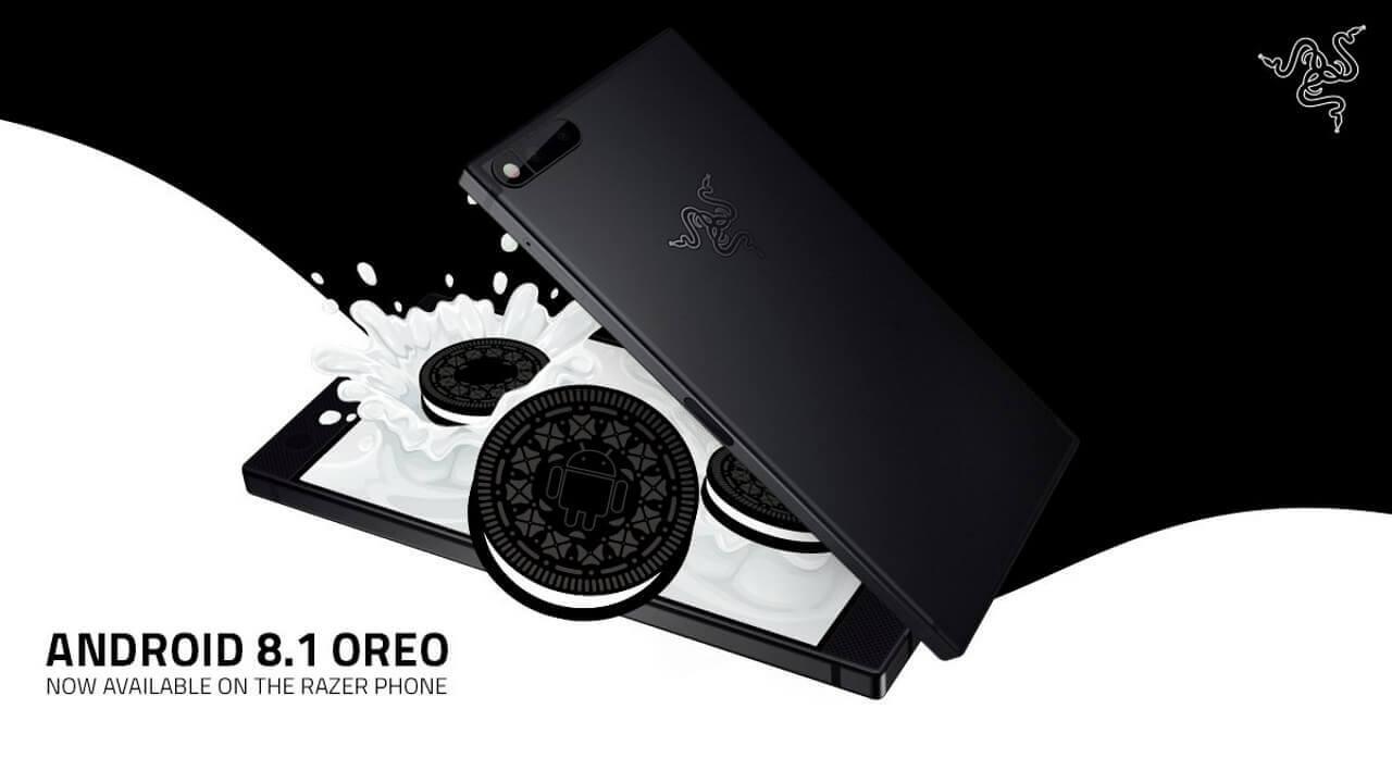 「Razer Phone」にAndroid 8.1公式アップデートが配信開始