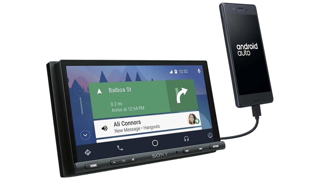 Android Autoカーオーディオ「Sony XAV-AX5000」が再度19%引きの最安値に