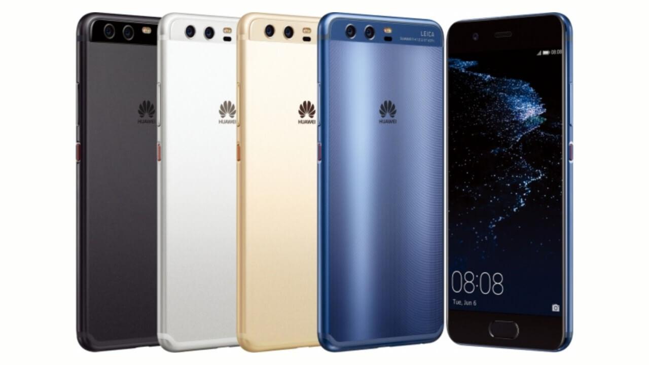 国内版「Huawei P10/P10 Plus」にAndroid 8.0メジャーアップデートが配信開始