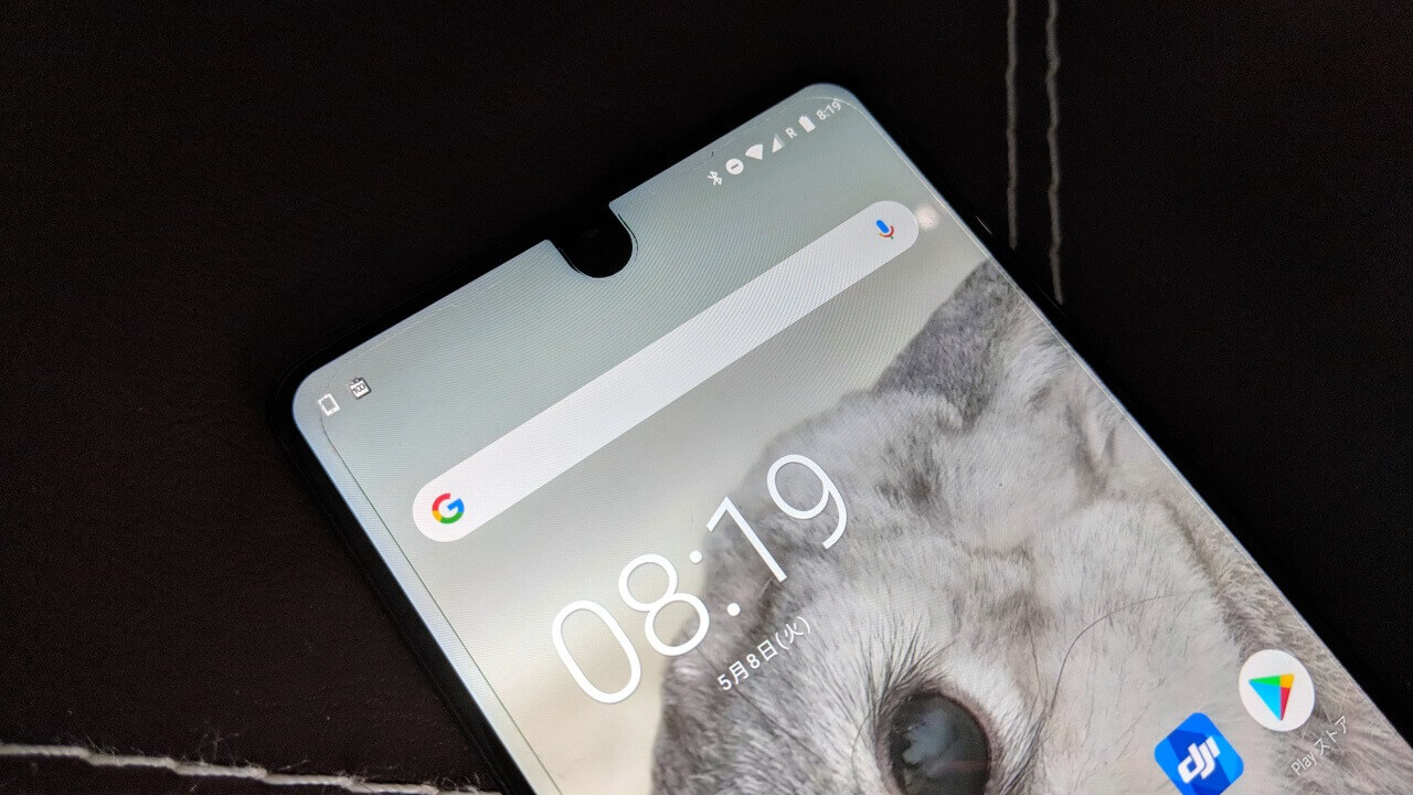「Essential Phone(PH-1)」に最新セキュリティアップデートが配信【5月8日】