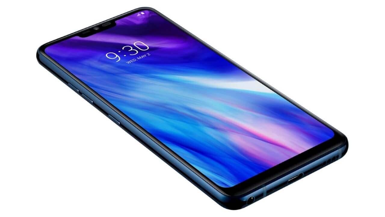 Cloveが「LG G7 ThinQ」の予約を開始、5月末入荷予定
