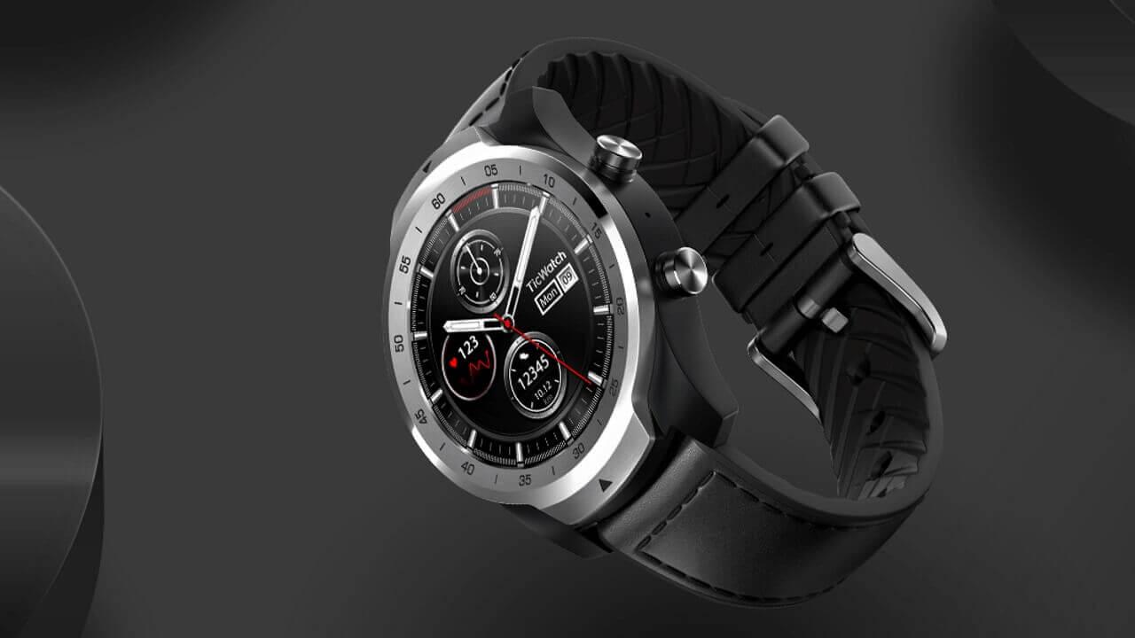 Mobvoi、新型Wear OSウォッチ「TicWatch Pro」発表