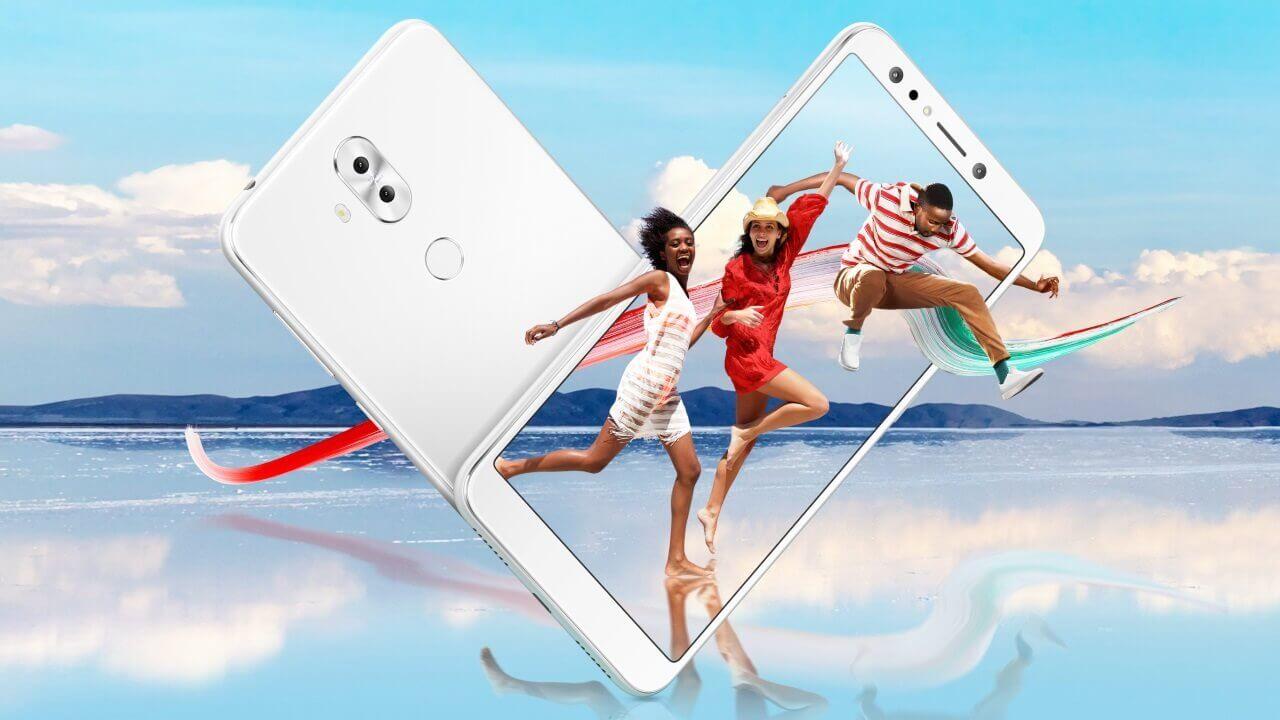 「ZenFone 5/5Q」が国内で発売