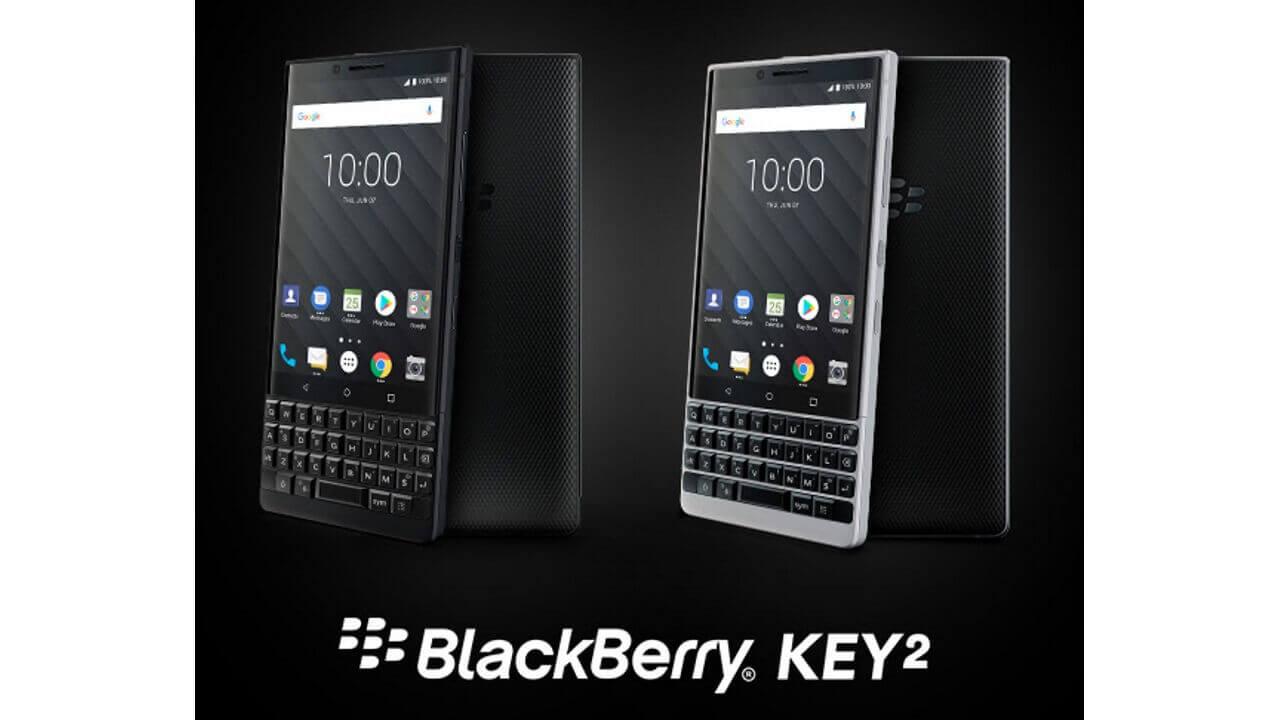 英Amazonが「BlackBerry KEY2」大幅値下げ、売れてない?