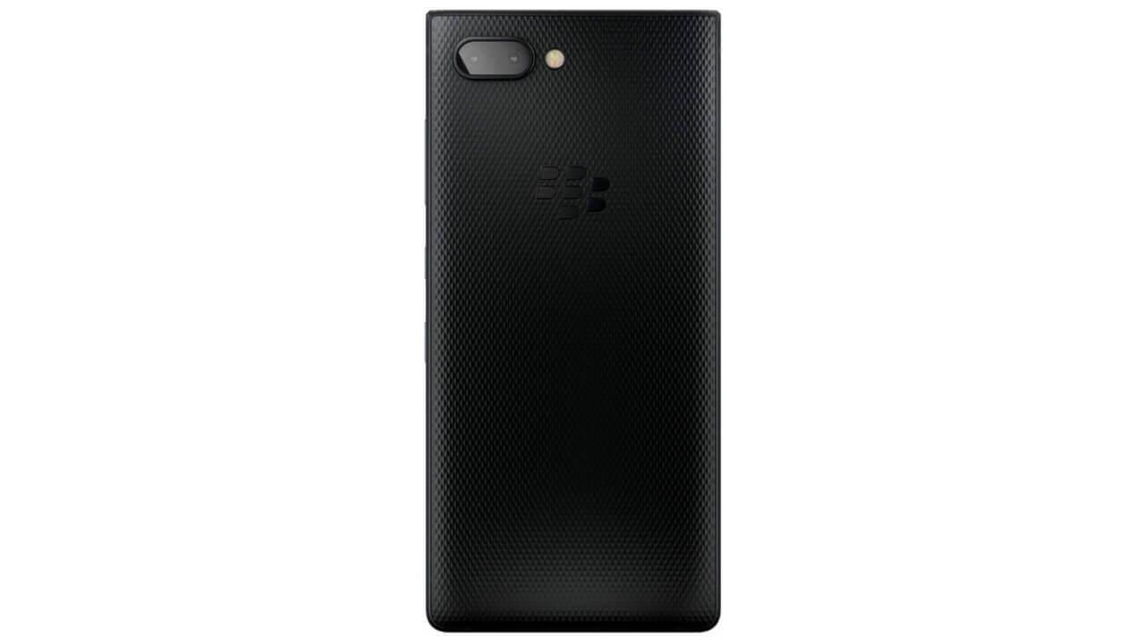 米国で「BlackBerry KEY2」予約開始、型番は「BBF100-2」