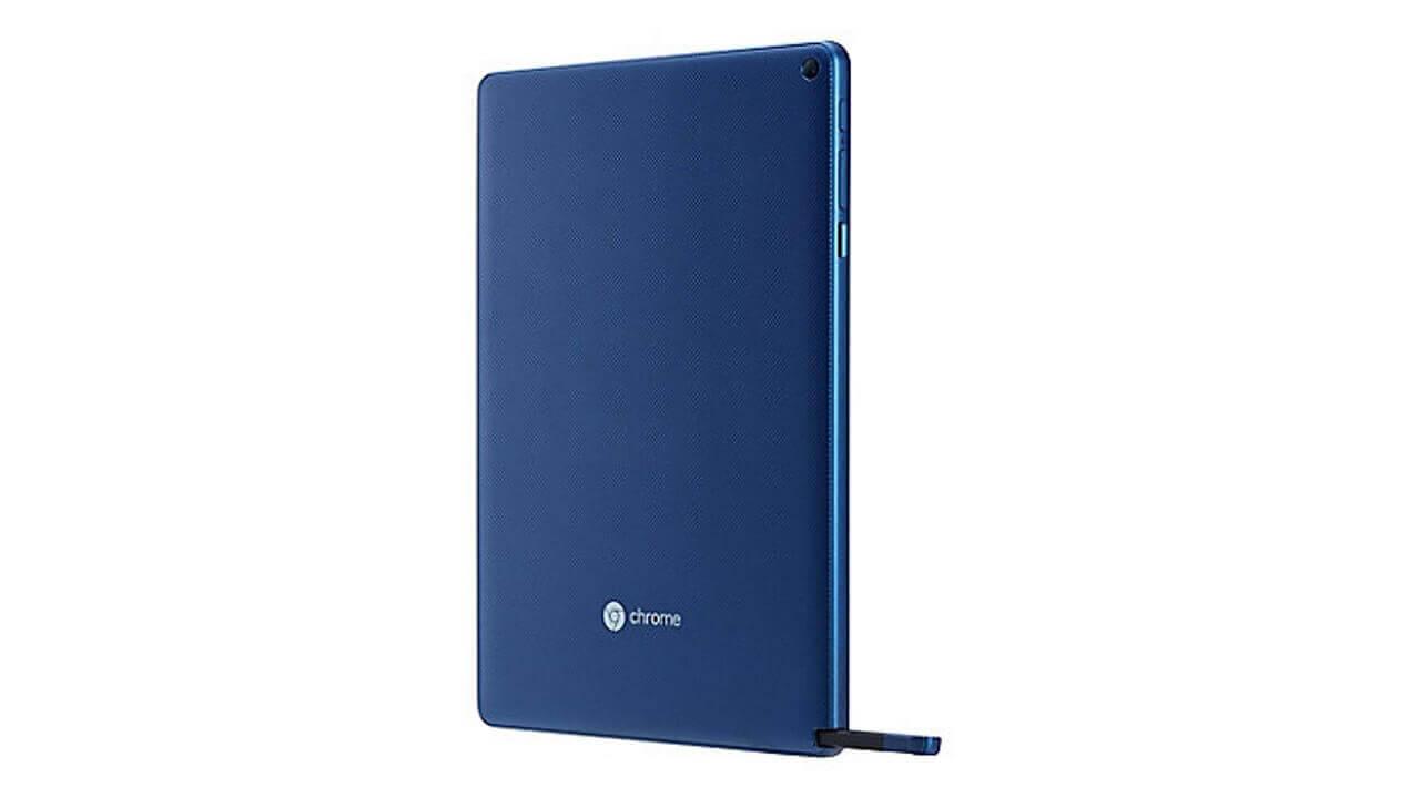 タブレットPC「Acer Chromebook Tab 10」が米国で発売