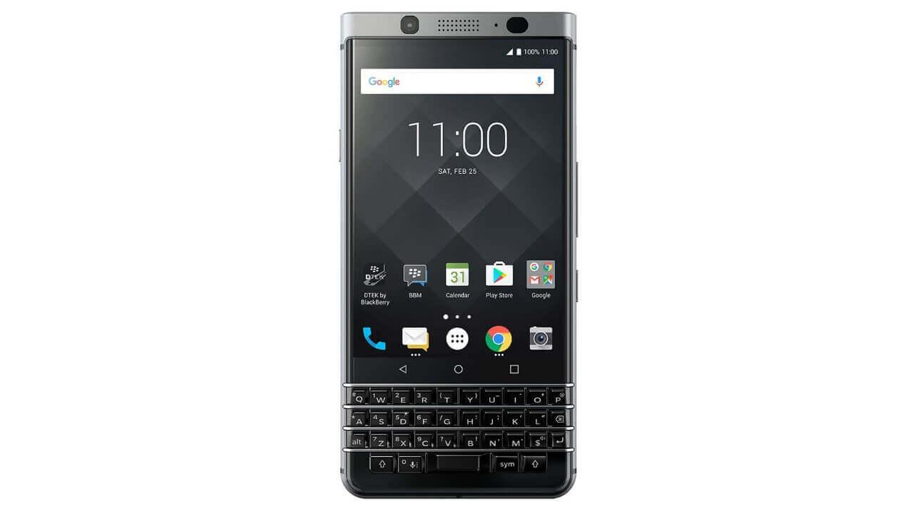 米Amazonで「BlackBerry KEYone」が27%引きに、最安値更新
