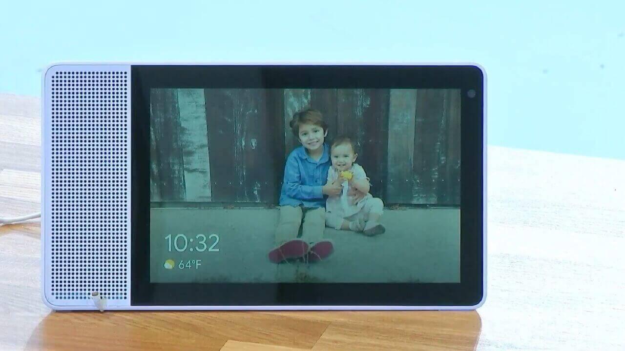B&Hが「Lenovo Smart Display 8/10.1」の予約を開始、9月発売予定