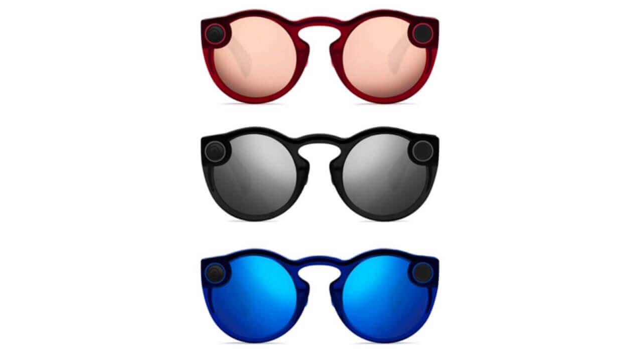 第2世代「Spectacles」、ebayから直輸入可能に