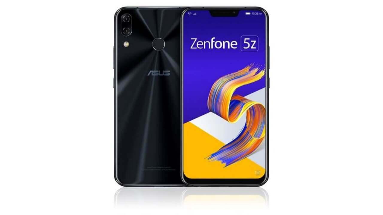国内版「ASUS ZenFone 5Z」が本日発売