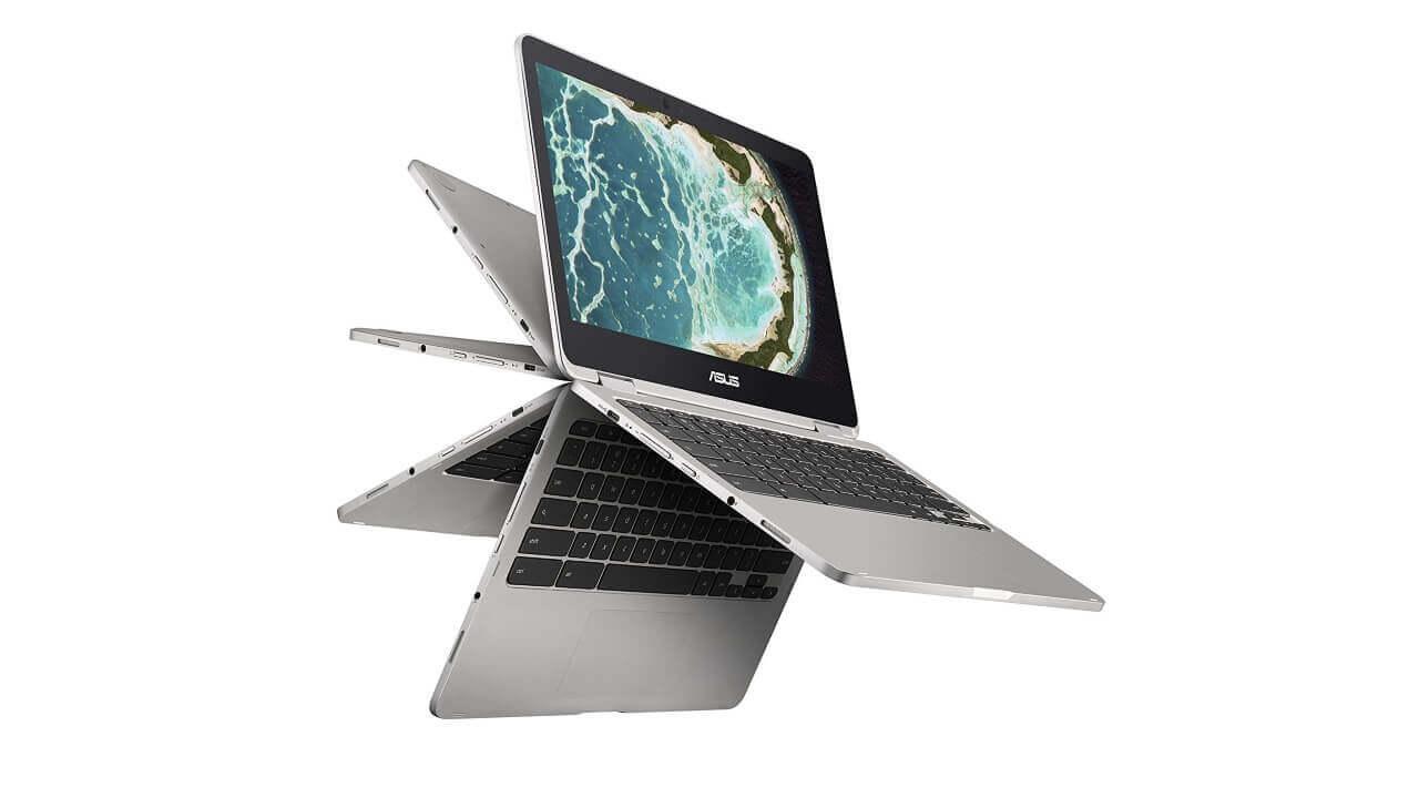 「Chromebook Flip C302CA」32%引き【Amazonプライムデー】