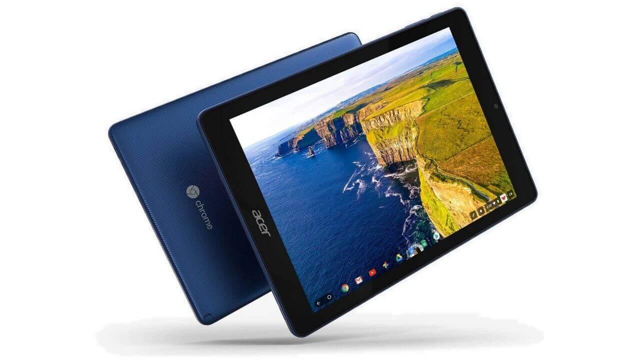 米Amazonで再生品「Chromebook Tab 10」が$249.99の特価に