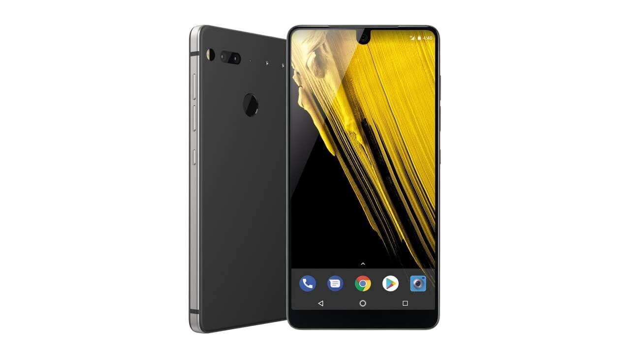 Android 9 Pie「Essential Phone」が再値下がり中、Prime Day超え&半額以下