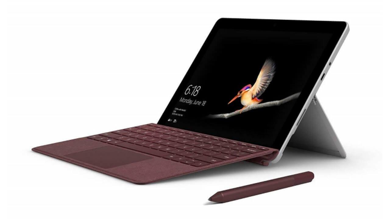 ビックカメラ、「Surface Go」期間限定特価で販売&学生はさらにお得