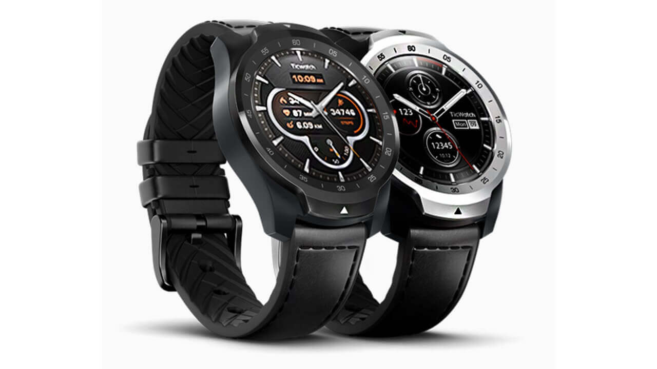 Amazon、「Ticwatch Pro」15%引きクーポン配布中