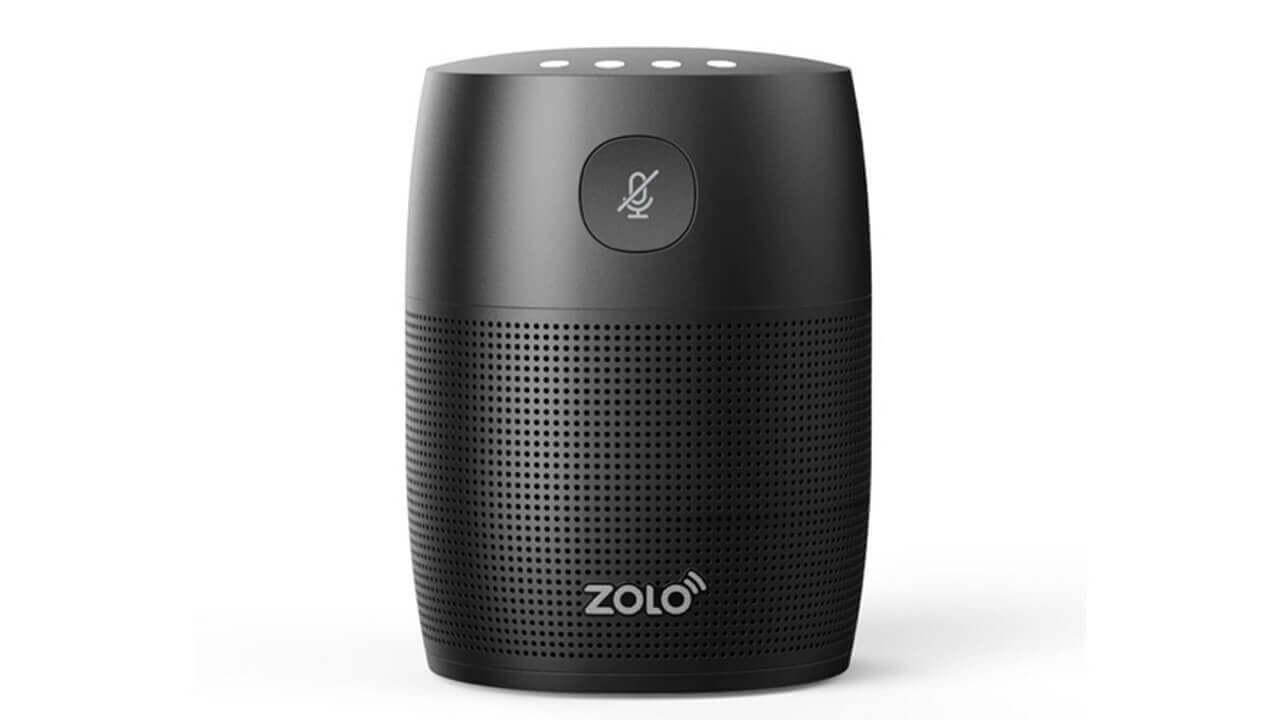 Anker、小型Google Homeスピーカー「Zolo SonicG」を国内発売