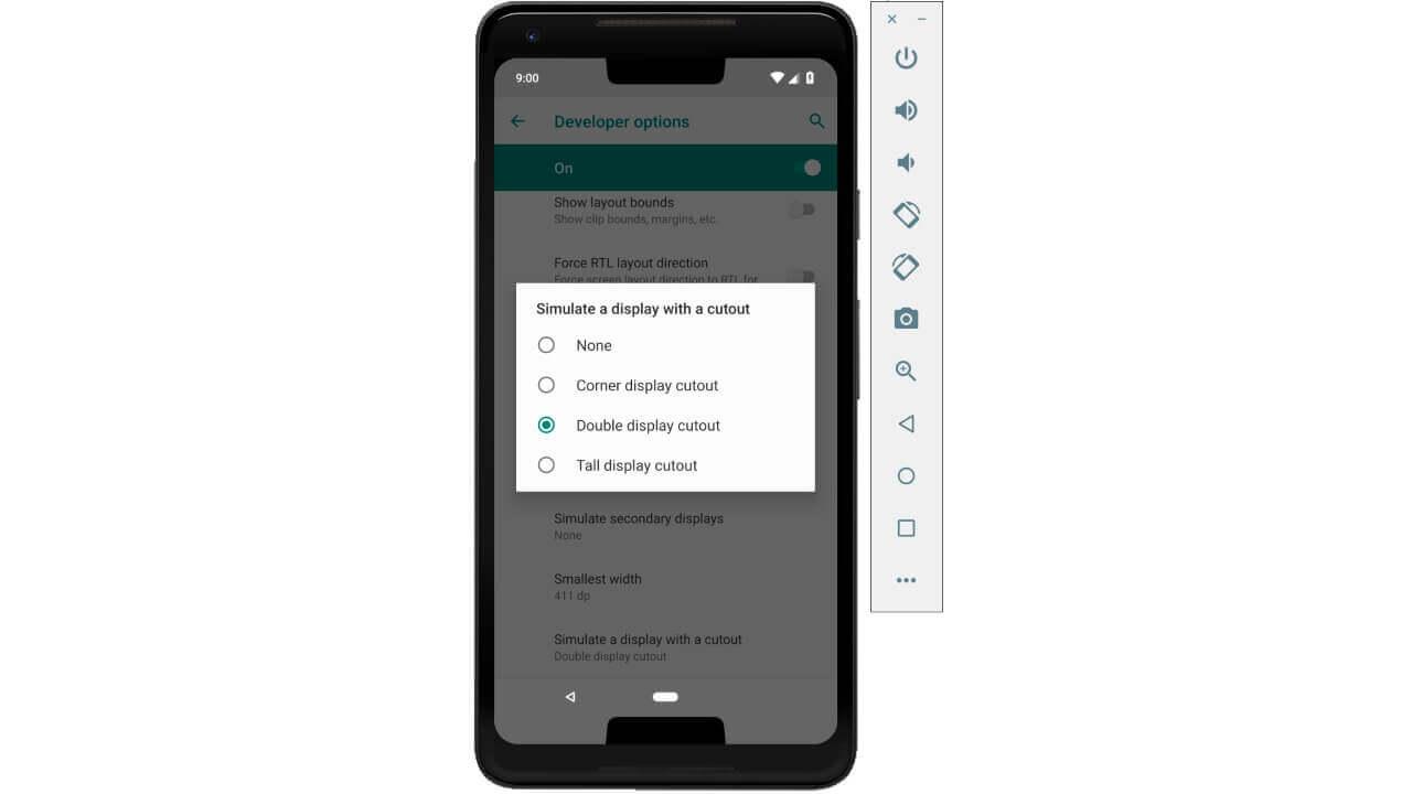 Google、アルファに向けた最終版「Android P Developer Preview 5(Beta 4)」を公開