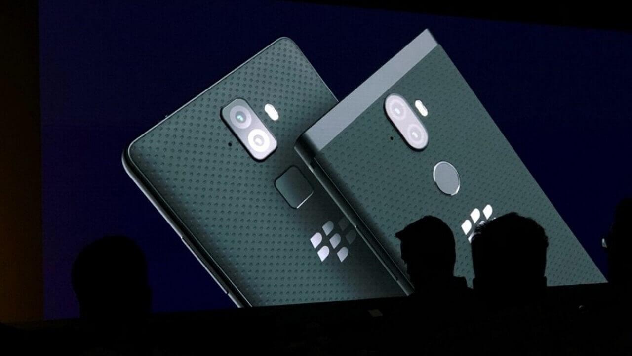 18:9ディスプレイ搭載「BlackBerry Evolve/Evolve X」発表