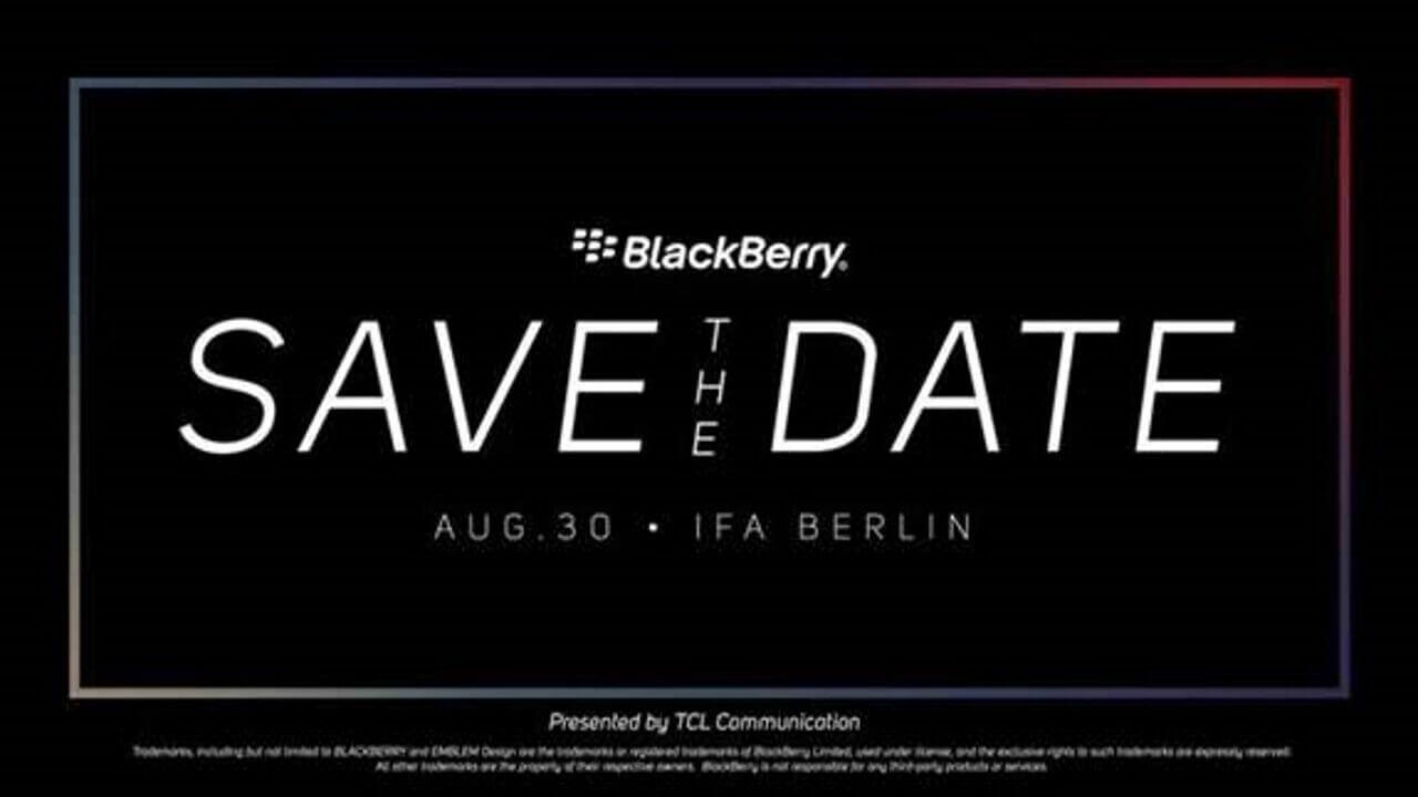 「BlackBerry KEY2 LE」は8月30日のIFA 2018で発表?カラーも報じられる