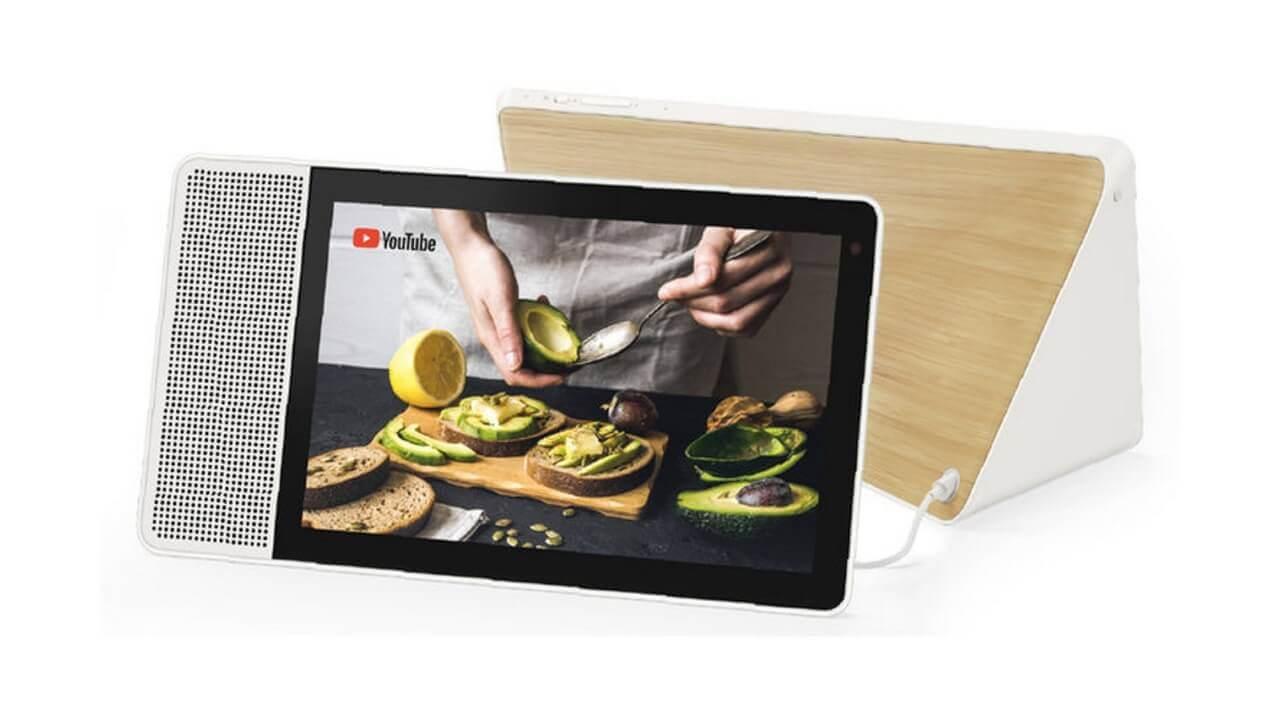 日本直送対応「Lenovo Smart Display」のebay定価出品をご紹介