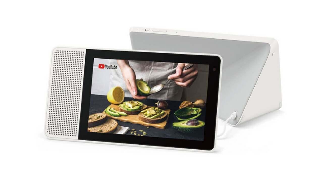 B&Hに「Lenovo Smart Display 8」が入荷、直輸入に対応