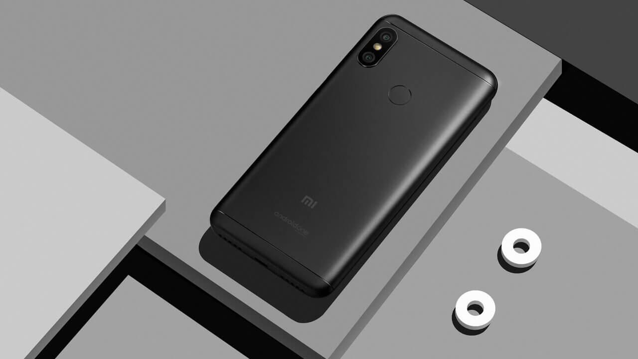 1ShopMobileにノッチディスプレイ搭載「Xiaomi Mi A2 Lite」が入荷