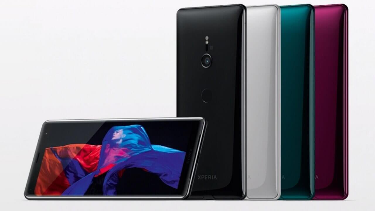 新機能+Android 9 Pie搭載「Xperia XZ3」発表【IFA 2018】