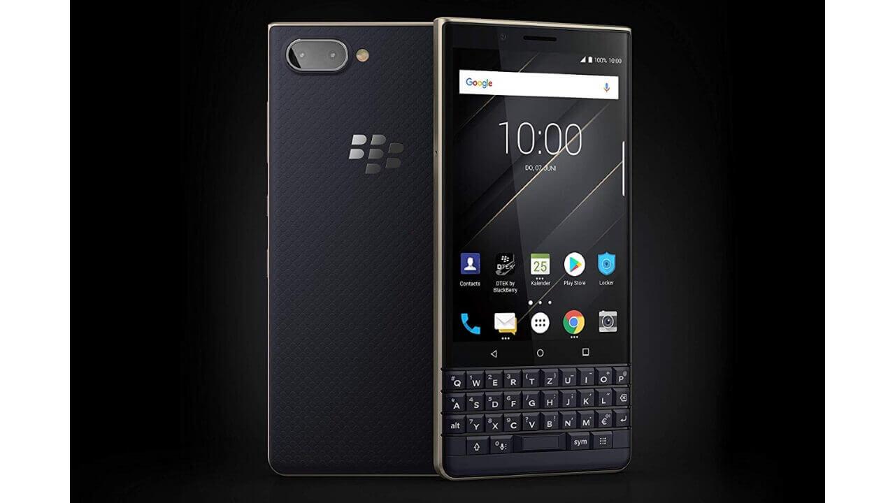 デュアルSIM版「BlackBerry KEY2 LE」が早くも4%引きに、ドイツAmazonにて