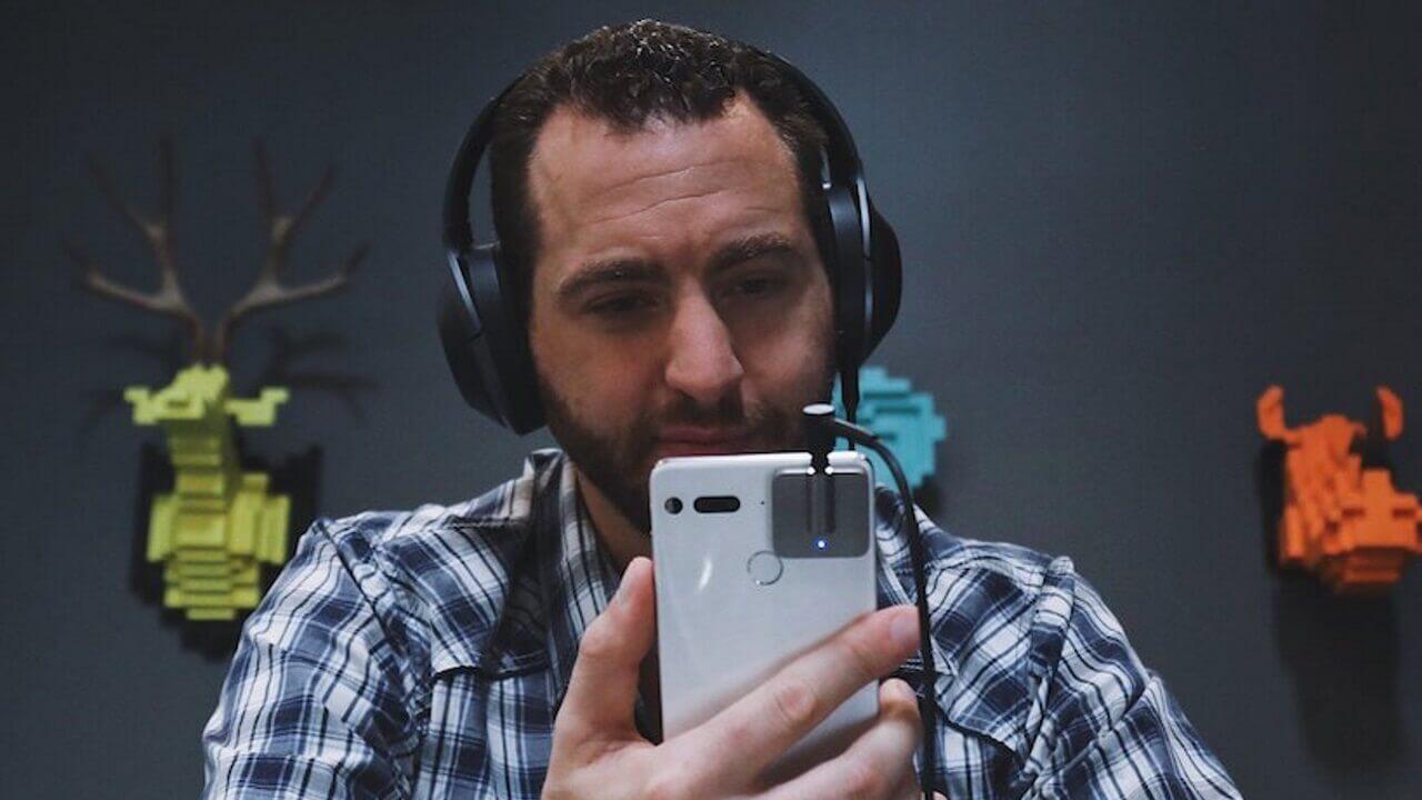 「Essential Phone」用ヘッドホンジャックモッド「Audio Adapter HD」は間もなく発売?