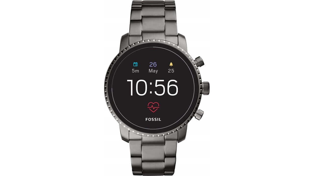 Fossil第4世代Wear OS「Q Explorist HR/Q Venture HR」発売、Amazonでは早速値引き