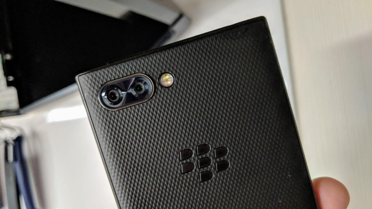 ポートレートは◎、光学ズームは×【BlackBerry KEY2 レポート】