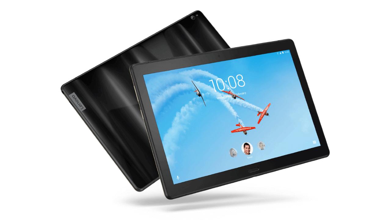 デザイン重視でAndroid 8.1搭載「Lenovo Tab P10」国内発売