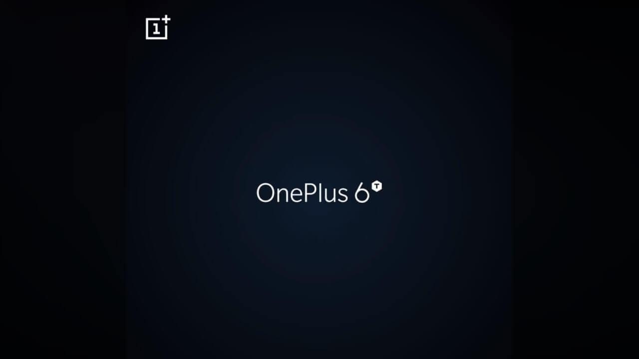 OnePlus、セカンドフラッグシップ「OnePlus 6T」のティザーを開始