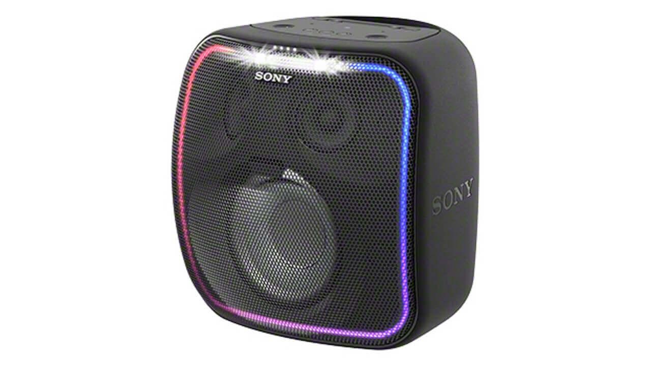 Sony、Google Home Maxのようなスマートスピーカー「SRS-XB501G」を10月6日に発売