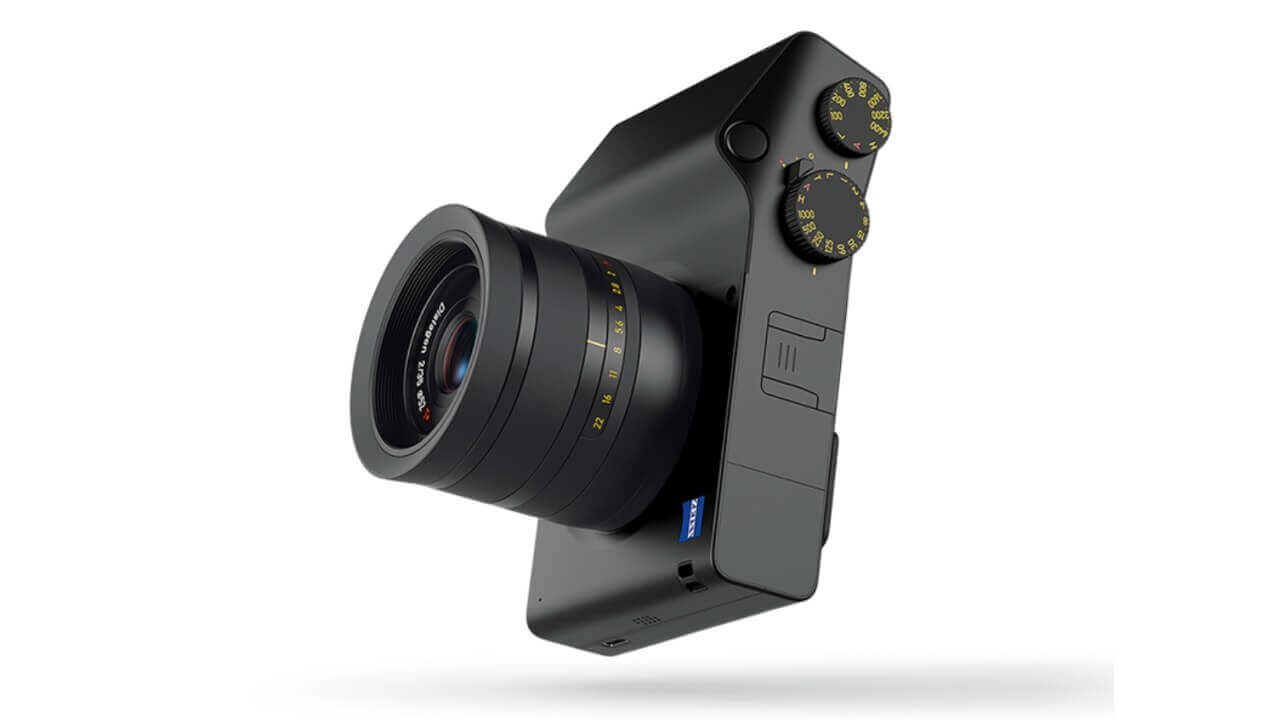 Android搭載フルサイズコンデジ「ZEISS ZX1」発表